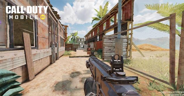 Gunsmith M13 Call of Duty Mobile