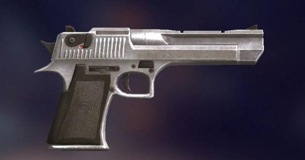 Pistol Terbaik di Free Fire