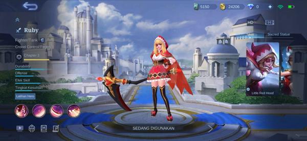 Ruby Mobile Legends